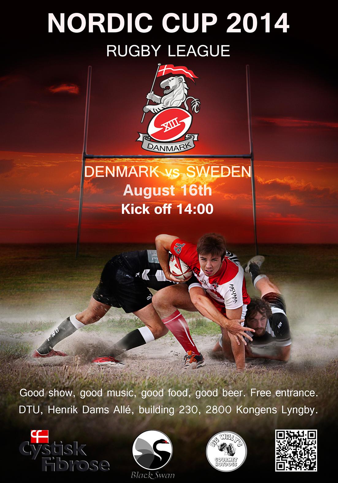Danmark Rugby League