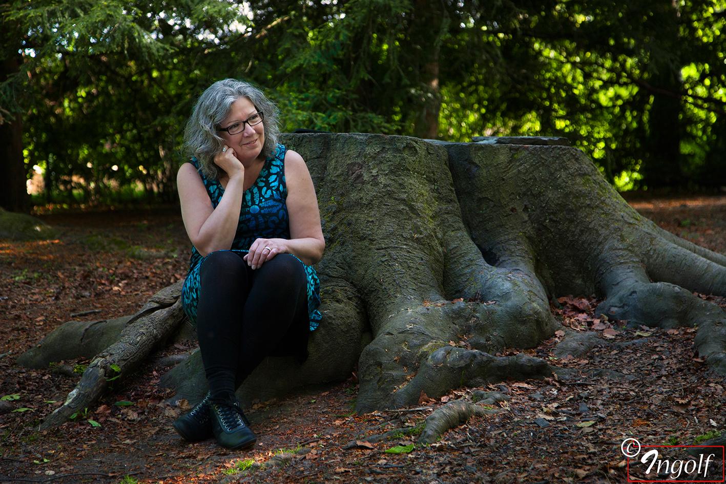 Christina Strömwall - Muntlig berättare